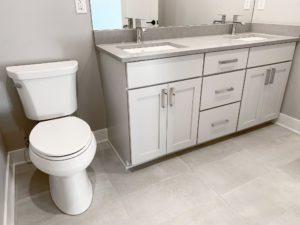 residential plumbing new installation
