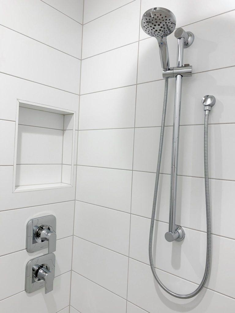 remodel shower