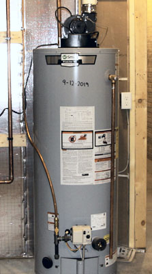Expert water heater repair & replacement